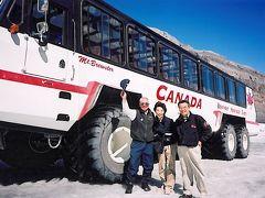 ロッキー、大氷原、大瀑布・・・、豊かな大自然が織りなす真夏のカナダを ゆっくり巡りました。