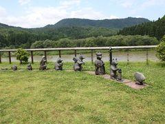 津川・狐の嫁入り屋敷と麒麟山