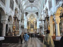 2011年オーストリア旅行記 その18 ザルツブルク旧市街を散策 教会と大聖堂編