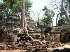 カンボジア・アンコール遺跡の旅(4:周辺の遺跡めぐり~VN950便で帰国編)