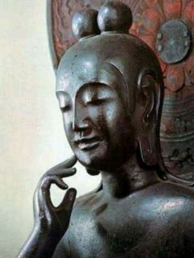 弥勒菩薩半跏思惟像にお会いしに・・・中宮寺へ。』斑鳩・法隆寺周辺 ...