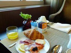 優雅なポルトガル旅・憧れのマデイラ島でバカンス♪ Vol4(第2日目朝) ☆リスボン:外資系高級ホテル「シェラトン」のクラブフロア・ラウンジで優雅な朝食♪