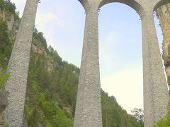 新婚旅行 ドイツロマンチック街道とスイス2大名峰の旅 スイス編①(マイエンフェルトほか)