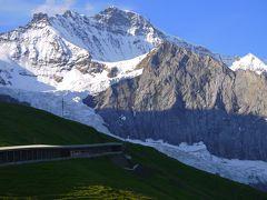 新婚旅行 ドイツロマンチック街道とスイス2大名峰の旅 スイス編④(ユングフラウヨッホ)