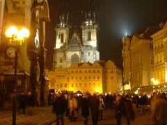 2005年大晦日~2006年お正月 雪のプラハ 12月31日
