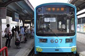 2012年7月Peachで行く韓国鉄道旅行9(帰路おまけ阪堺電車乗りつぶし)