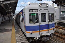 2012年7月Peachで行く韓国鉄道旅行10(帰路おまけ南海汐見橋線ほか)