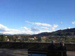 3ヵ月放浪旅♥こんな空色みたことないBern in Switzerland