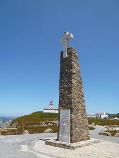 優雅なポルトガル旅・憧れのマデイラ島でバカンス♪ Vol15(第2日目午後) ☆ロカ岬:シントラから大陸西端の岬「ロカ」へ♪夏の美しいロカ岬を眺めて感動♪