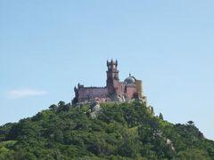 優雅なポルトガル旅・憧れのマデイラ島でバカンス♪ Vol19(第2日目午後) ☆シントラ:ムーア城の城壁を歩く♪「Royal Tower」から美しいペーナ宮殿を眺めて♪