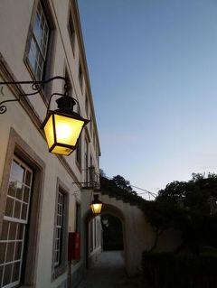 優雅なポルトガル旅・憧れのマデイラ島でバカンス♪ Vol24(第2日目夜) ☆シントラ:宮殿ホテル「パラシオ・デ・セテアイス」の黄昏の庭園を歩く♪デラックスルームで優雅にくつろぐ♪