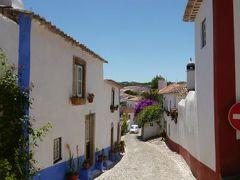優雅なポルトガル旅・憧れのマデイラ島でバカンス♪ Vol32(第3日目昼) ☆オビドス:美しいオビドスを散策♪ランチは「A ILVSTRE CASA DE RAMIRO」♪