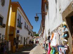 優雅なポルトガル旅・憧れのマデイラ島でバカンス♪ Vol33(第3日目午後) ☆オビドス:美しいオビドスの「村の門」とメインストリート「Rua Direita」を散策♪