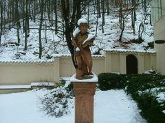 2005年大晦日~2006年お正月 雪のプラハ 2006年元旦 ペルトナムカ そして夜、幻想の街