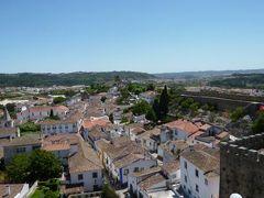 優雅なポルトガル旅・憧れのマデイラ島でバカンス♪ Vol35(第3日目午後) ☆オビドス:古城ホテル「ポザーダ・ド・カステロ」の城壁や塔の上で絶景を眺めながら優雅に過ごす♪