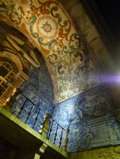 優雅なポルトガル旅・憧れのマデイラ島でバカンス♪ Vol38(第3日目夜) ☆オビドス:美しいオビドスの夜景をゆったりと散策して中世の雰囲気を優雅に味わう♪