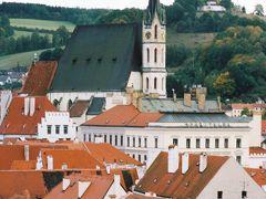 中欧3カ国の旅2004③チェスキー・クルムロフ/チェコ Cesky Krumlov/Czech