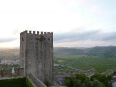 優雅なポルトガル旅・憧れのマデイラ島でバカンス♪ Vol40(第4日目朝) ☆オビドス:古城ホテル「ポザーダ・ド・カステロ」の城壁や塔の上から美しい朝を眺めて♪