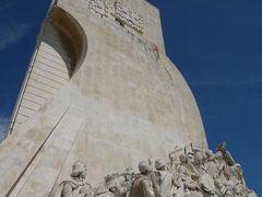 優雅なポルトガル旅・憧れのマデイラ島でバカンス♪ Vol50(第4日目午後) ☆リスボン:「発見のモニュメント」からジェロニモス修道院やベレンの塔を眺めて♪