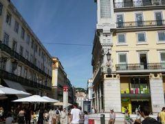 優雅なポルトガル旅・憧れのマデイラ島でバカンス♪ Vol54(第4日目午後) ☆リスボン:「カモンイス広場」の散策とポルトガル唯一のエルメス・ショッピング♪