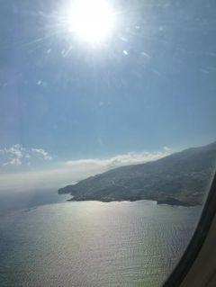 優雅なポルトガル旅・憧れのマデイラ島でバカンス♪ Vol59(第5日目午後) ☆憧れのマデイラ島へ!ポルトガル航空ビジネスクラスで♪