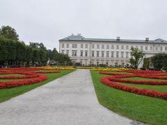 2011年オーストリア旅行記 その20 ミラベル宮殿の庭園散策