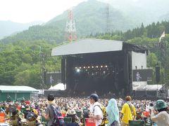 フジロック初参戦!Fuji Rock Festival'12
