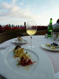 優雅なポルトガル旅・憧れのマデイラ島でバカンス♪ Vol61(第5日目夜) ☆マデイラ島フンシャル:高級ホテル「クリフ・ベイ」のミシュラン星付きレストランはプールサイトでイベント「Portuguese Gastronomic Soul」♪