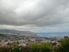優雅なポルトガル旅・憧れのマデイラ島でバカンス♪ Vol66(第6日目午後) ☆マデイラ島フンシャル:「Pico dos Barselos」からフンシャルの街並みを眺めて♪