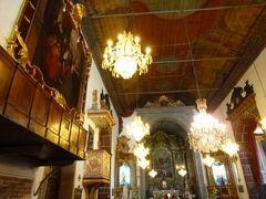 優雅なポルトガル旅・憧れのマデイラ島でバカンス♪ Vol68(第6日目午後) ☆マデイラ島モンテ:「Monte」の美しい教会を鑑賞♪