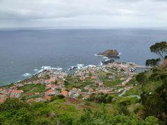 優雅なポルトガル旅・憧れのマデイラ島でバカンス♪ Vol76(第7日目午前) ☆マデイラ島ポルト・モニス:山を越えて西北端にある「Porto Moniz」へ♪