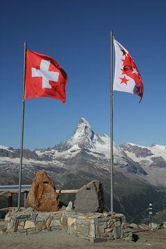 201207-12 パリ&スイス (2012年7月18日 ロートホルン展望台)Rothorn/Switzerland