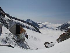 201207-03 パリ&スイス (2012年7月16日 ユングフラウヨッホ)Jungfraujoch/Switzerland