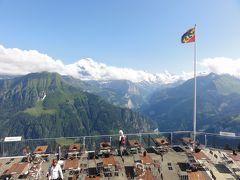 201207-06 パリ&スイス (2012年7月16日 シーニゲプラッテ)Schynige Platte/Switzerland
