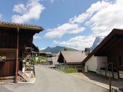 201207-08 パリ&スイス (2012年7月17日 ミューレン)Murren/Switzerland