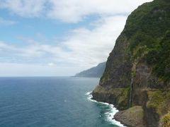優雅なポルトガル旅・憧れのマデイラ島でバカンス♪ Vol80(第7日目午後) ☆マデイラ島ヴェウ・ダ・ノイヴァ:美しい滝「Veu da Noiva」を鑑賞♪