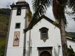 優雅なポルトガル旅・憧れのマデイラ島でバカンス♪ Vol81(第7日目午後) ☆マデイラ島サン・ビセンテ:「Sao Visente」の美しい教会と街並みを鑑賞♪