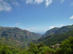 優雅なポルトガル旅・憧れのマデイラ島でバカンス♪ Vol82(第7日目午後) ☆マデイラ島エンクメアダ:「Encumeada」の展望台から美しい山並みを眺めて♪