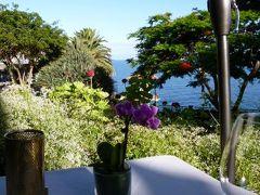 優雅なポルトガル旅・憧れのマデイラ島でバカンス♪ Vol85(第7日目夜) ☆マデイラ島フンシャル:「クリフ・ベイ」のミシュラン星付きレストラン「Il Gallo d'Oro」で優雅なディナー♪