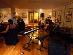 優雅なポルトガル旅・憧れのマデイラ島でバカンス♪ Vol86(第7日目夜) ☆マデイラ島フンシャル:「クリフ・ベイ」のイベント「ジャズ・ナイト」でジャズを聴く♪