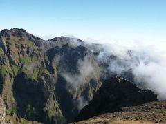 優雅なポルトガル旅・憧れのマデイラ島でバカンス♪ Vol88(第8日目午前) ☆マデイラ島アリエイロ山:マデイラ島で一番高い「Pico do Arieiro」から素晴らしいパノラマを堪能♪