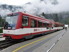 2011年オーストリア旅行記 その25 ピンツガウ地方鉄道に乗る