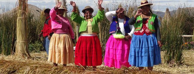 ペルー個人旅行2 チチカカ湖で高山病!!...