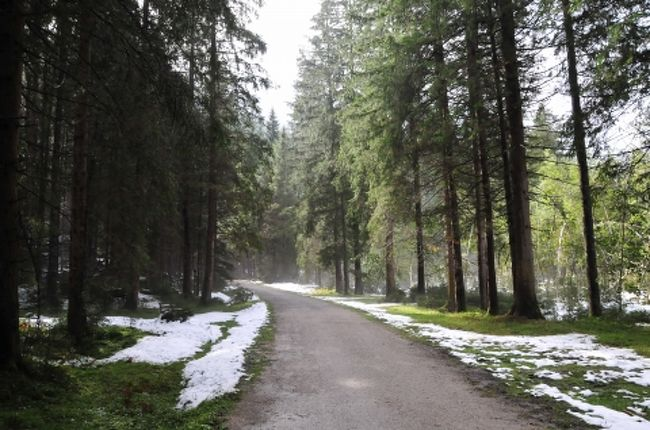 2011年オーストリア旅行記 その26 クリムルの村を散策