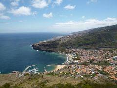 優雅なポルトガル旅・憧れのマデイラ島でバカンス♪ Vol95(第8日目午後) ☆マデイラ島マシコ:「Machico」を見下ろすFacho展望台から素晴らしい絶景を楽しむ♪