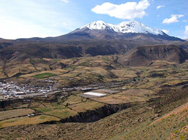 団塊夫婦の世界一周絶景の旅2012年・チリ編1−アリカからプトレまでドライブ
