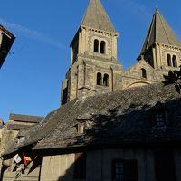 フランスの美しい村と町を巡るドライブ旅行③(Rocamadour~Conque)