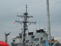 【米海軍横須賀基地】一般公開見学記