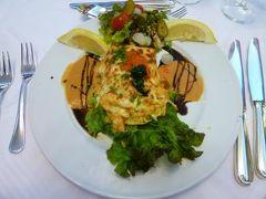 優雅なポルトガル旅・憧れのマデイラ島でバカンス♪ Vol98(第8日目夜) ☆マデイラ島フンシャル:「クリフ・ベイ」近くのシーフードレストラン「Tokos」で絶品のクレープ料理を味わう♪