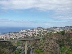 優雅なポルトガル旅・憧れのマデイラ島でバカンス♪ Vol105(第9日目午前) ☆マデイラ島フンシャル:「Jardim Botanico」(植物園)からロープウェイでモンテ経由フンシャルへ帰る♪